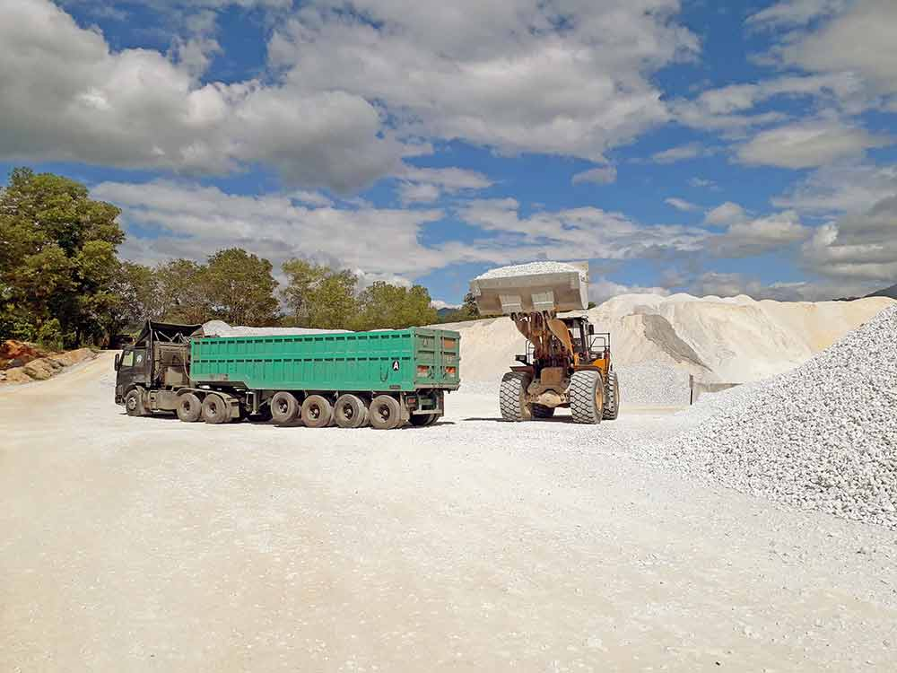 Quarry operations-AsiaPhotoStock