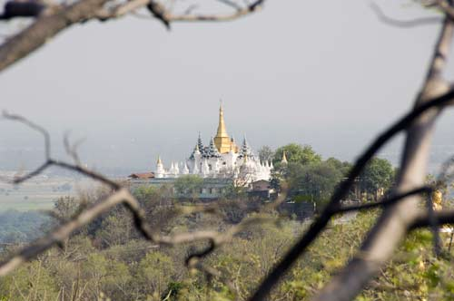 from sagaing hill-AsiaPhotoStock