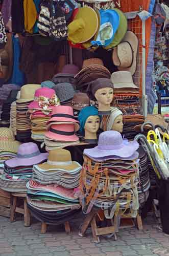 hats for sale malacca-AsiaPhotoStock