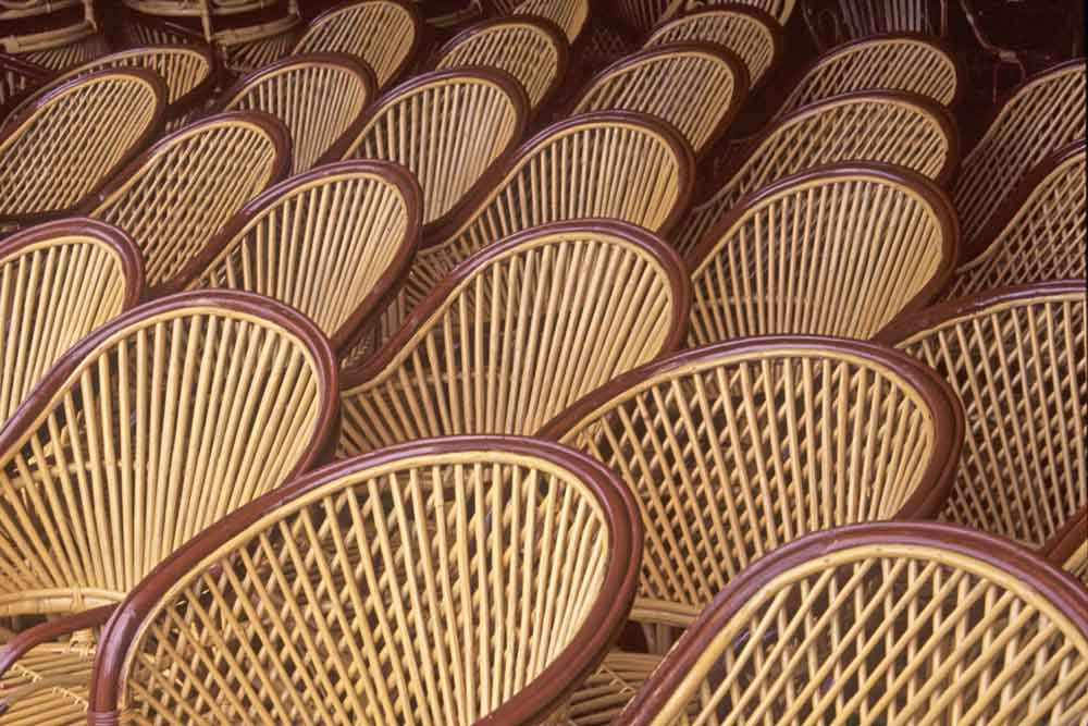 Asiaphotostock Rattan Chairs
