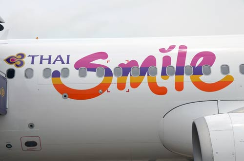 thai smile airline-AsiaPhotoStock