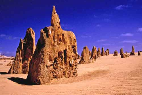 the pinnacles-AsiaPhotoStock