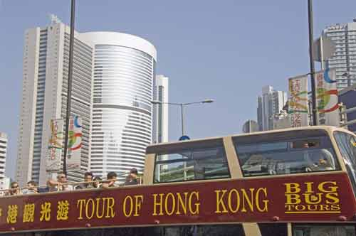 tour hong kong-asia photo stock